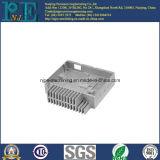 Componentes del disipador de calor del bastidor de aluminio de la precisión