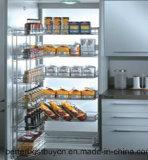 Armário de cozinha moderno de estilo europeu de alto brilho