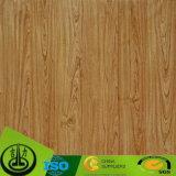 MDF、HPL、床および家具のためのコーティングの木製の穀物の装飾的なペーパー