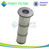 Sacos de filtro de retirada de poeiras industriais de Forst