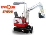 Nouvelle mini excavatrice du modèle Ere08 d'Everun à vendre
