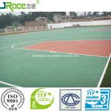 Lo Spu ecologico mette in mostra il materiale della pavimentazione per la superficie di sport