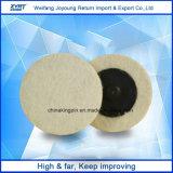 Couple de serrage des roues de disque de meulage de la laine feuille