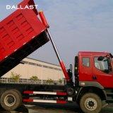 Único cilindro hidráulico personalizado de atuação para o caminhão de descarga