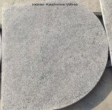 台所または浴室(YY- GC007)のための新しいカシミールの白い花こう岩のカウンタートップ