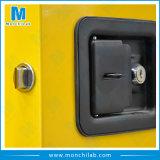 Cabina de seguridad inflamable química del almacenaje del laboratorio
