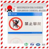 Recouvrement r3fléchissant d'animal familier de pente commerciale (TM3100)