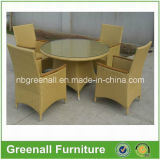 Rattan Dining Set Outdoor Furniture