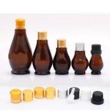 Pequeña botella de cristal 10ml (NBG07) del cuentagotas