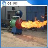 Brûleur de poudre de charbon de chaudière à vapeur