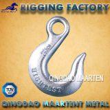 La baisse en acier a modifié le crochet de levage lourd de l'émerillon S322