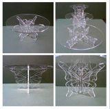 Freier einzelner Minikristallkuchen-Standplatz