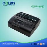 80mm 휴대용 Bluetooth 소형 이동할 수 있는 열 영수증 인쇄 기계 (OCPP-M083)