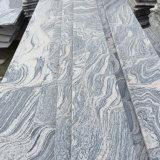 Plakken 2cm, Opgepoetste het Graniet van het graniet van China Juparana