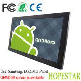 Support d'appareil de bureau et de mur écran tactile androïde de tablette de 18.5 pouces tout dans un PC
