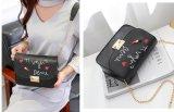 Sacchetto caldo delle donne di Crossbody di vendita del ricamo della piccola borsa piacevole di modo (WDL0204)