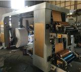 4 Machine de Op basis van water van de Druk van Flexo van de Inkt van kleuren voor de Kop van het Document (gelijkstroom-YT41000)