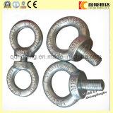 Oeil à queue filetée DIN580 M42 d'acier du carbone de production et de ventes