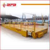 Chariot électrique à transfert de longeron de Kpc-25t pour traiter d'atelier d'industrie