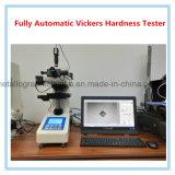 2017 micro verificador inteiramente automático novo da dureza de Vickers e de Knoop com varredura Funcation do contorno