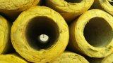 アルミホイルの絶縁体の管が付いている絶縁体のグラスウール