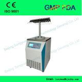 El rendimiento de alto costo de congelación de vacío de pelo/ Lyophilizer (LGJ-12)