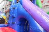 Moana pequeño gorila inflable con tobogán Combo QB074-PVC