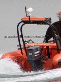 Aqualand Self-Righting System/bolsas/Srb de patrulla de la costilla y rescate militar barcos (sr-a)