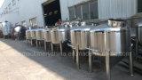 ミルクを保存するためのステンレス鋼の貯蔵タンク