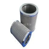 Cartucho de filtro de aceite de acero inoxidable para el reciclaje de residuos de petróleo