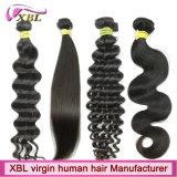 Atacado Virgin Hair Extension Unprocessed Brazilian Virgin Human Hair