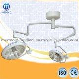 Duas lâmpadas de halogéneo médica forro de teto Luz operacional (Xyx-F700/500 Alemanha AC2000braço)