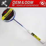 N22 Professional Sporting Goods Badminton Raquete de fibra de carbono