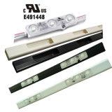Ventana de tiras LED flexible módulo LED RGB a todo color