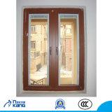 Akp55-AW03 de vidrio doble acristalamiento de ventanas de aluminio