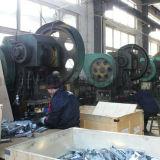 Fabricación personalizada de piezas de acero estampado manual de plástico