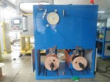 El color opcional de cable de fibra óptica cable de línea de producción de la máquina de extrusión de 11 CV