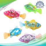 Roboの魚の電子水泳水おもちゃを浮かべる誘導