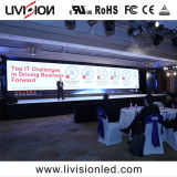 Affitto dell'interno LED della fase della video parete di P3.9 LED che fa pubblicità allo schermo di visualizzazione del LED dello schermo P3.91 HD
