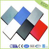 Comitato di alluminio piano dell'impiallacciatura di alluminio della parete divisoria singolo personalizzato