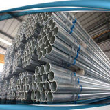 Tubo dell'armatura della costruzione con laccatura