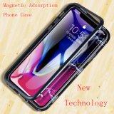 Магнитные адсорбция телефон чехол для iPhone 7 7 плюс 8 8 Plus X Huawei P20