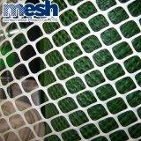 熱い販売PP/PEの緑のプラスチック平らな金網