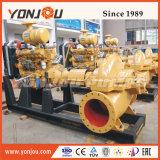 Prix du diesel à plusieurs degrés horizontal de la pompe à eau