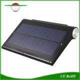 600lm 42 LED防水PIRの動きセンサーの太陽エネルギーの壁ライト