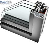 Perfil de extrusión de aluminio estándar australiano para la construcción e ingeniería