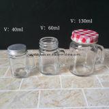 Handleの石大工Jar/Glass Cup/Mug/Jar