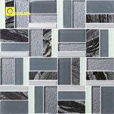 Non mattonelle di pavimento beige Polished di cristallo di slittamento micro