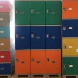 学生のためのライブラリ閲覧室の個人的なロッカー