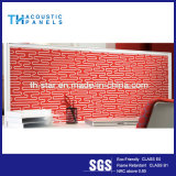 High Quality 9mm12mm20mm Design of White Bending Curve of Acoustic Printing Desk Screen Board